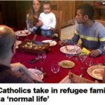 Article sur l'accueil des migrants à Besançon