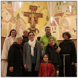 La famille Girardeau à Poligny