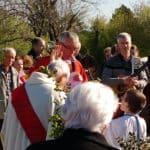 Messe des Rameaux aux Buis (9 avril 2017)
